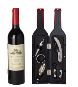 Chateau Swingout Bottle 6 pc Gift Set