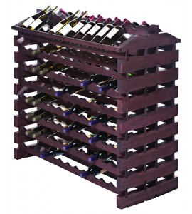 Modularack® Island Fixture 192 Bottles – Stained