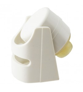 Snap-Down Champagne Stopper White