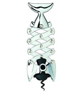 Pisces™ Multi-Lever Corkscrew with Non-stick Spiral