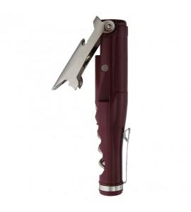 """Wine Bottle Waiter's Corkscrew Overall length is 4-3/4""""."""