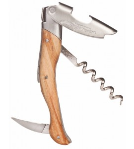 Laguiole Millésime® Genuine Olivewood Handle