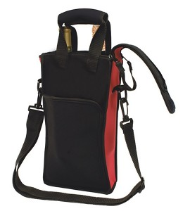 Picnic Neoprene Two-Bottle Tote Bag