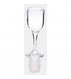 Acrylic Wine Glass Stopper