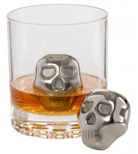Skull-Ice™ Cube, Stainless Steel