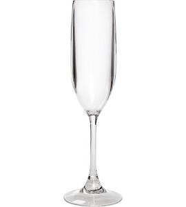 Champagne Flute Tritan® 5-1/2 oz. Rim-full