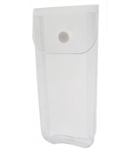Storage Pouch, Clear Plastic (pouch only)