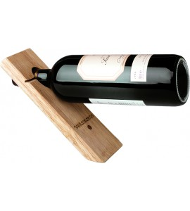Single Bottle Wood Stand