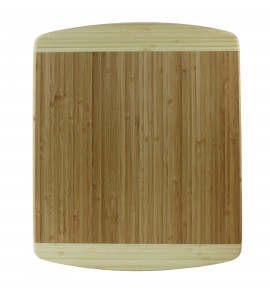 """Dujour Bamboo Cutting Board Large Size  14-1/2"""" x 11-1/2"""" x 3/4"""" Thick"""
