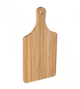 Bamboo Paddle Cheese Board