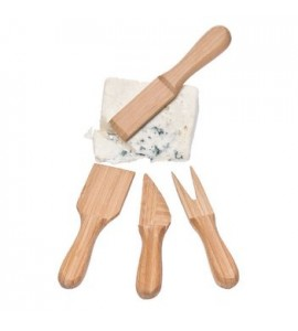 Cheese Mate™ Bamboo Tools