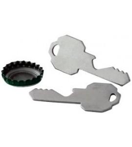 Key Bottle Opener, Stainless Steel
