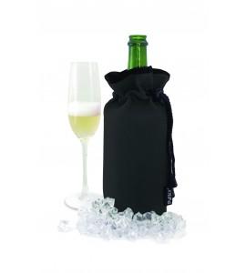 Black Cooler Bag for Champagne. Website Exclusive