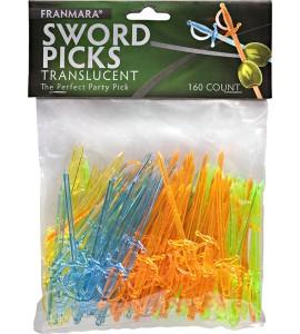 Sword Picks 160 Count
