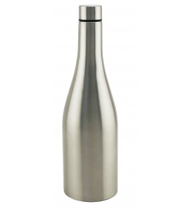 Apollo™ 750 ml Wine Bottle, Chardonnay shape, Tri-Wall S/S