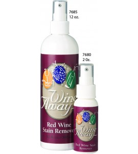 Wine Away Red Wine Stain Remover, 12 oz Bottle, Regular