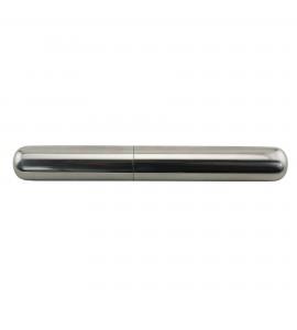 Tube Cigar Holder, Stainless Steel