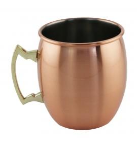 Brushed Moscow Mule Mug, 20 oz.