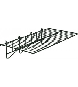 Straight Gridwall Shelf (Accessory to 90-4500)