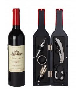 Chateau Swingout Bottle 6 pc Gift Set