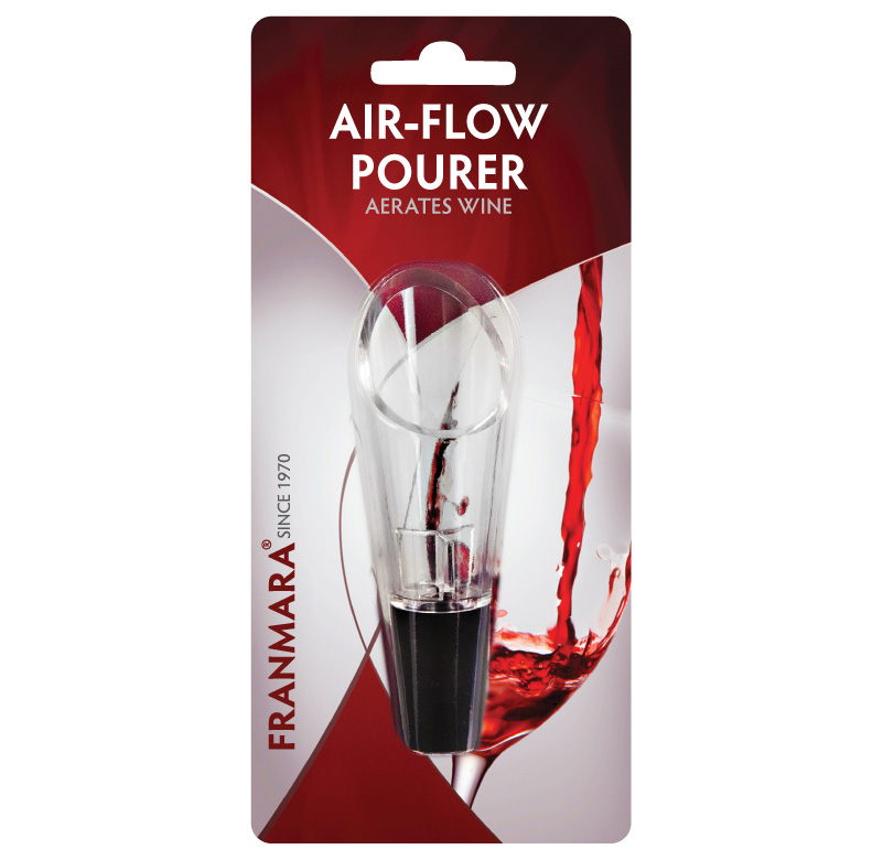 Air-Flow Pourer