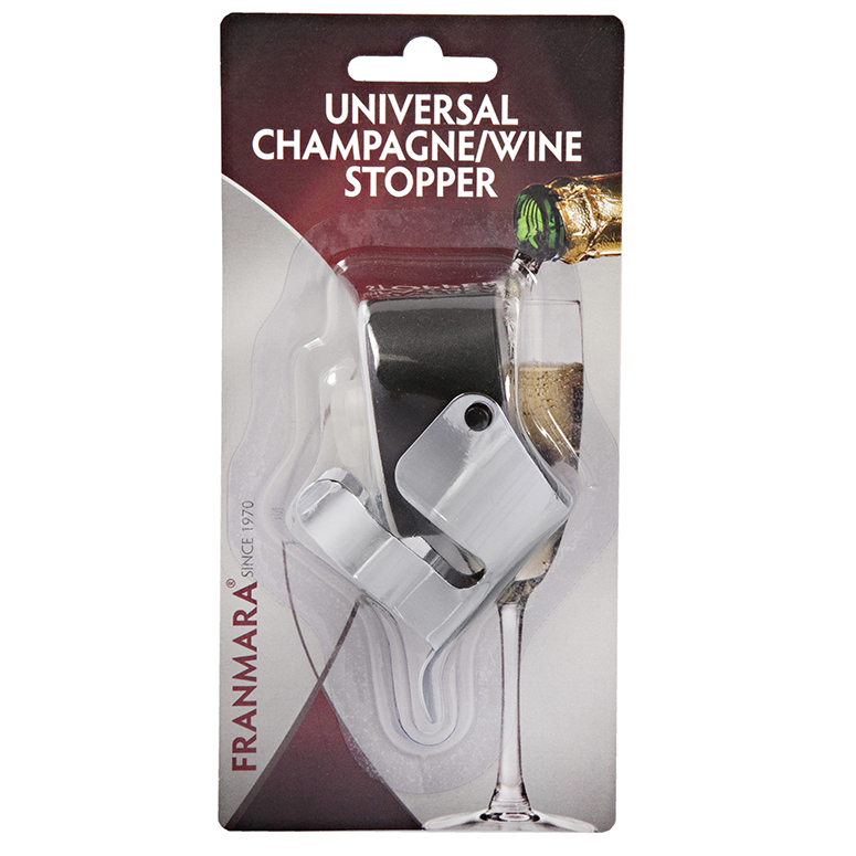 Universal™ Champagne/ Wine Stopper
